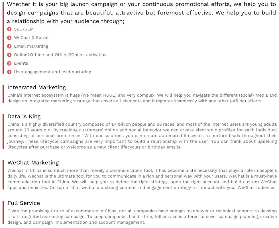 Services Online Marketing Digidutch